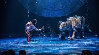 Download Behind the scenes at Cirque du Soleil's Luzia Video