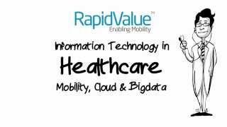 Download Information Technology in Healthcare - Infographic By RapidValue Solutions Video