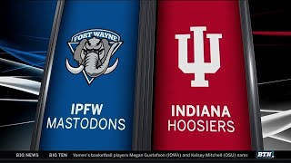 Download Fort Wayne at Indiana - Men's Basketball Highlights Video