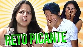 Download RETO PICANTE CON LOS POLINESIOS | Intenta no llorar CHALLENGE Video