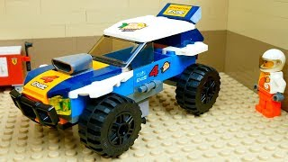 Download Garage for building cars. Lego Cars Compilation Video