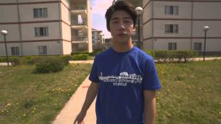Download Sabancı University Campus Tour with Lee & Angelina Video