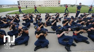Download Inside look at Coast Guard boot camp in Cape May Video
