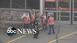 Download Woman Faces Criminal Charges for Allegedly Shooting at Suspected Shoplifters Video