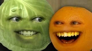 Download Annoying Orange - Excess Cabbage Video