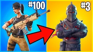Download RANKING EVERY SKIN IN FORTNITE FROM WORST TO BEST! Video