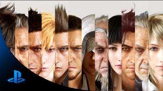 Download FINAL FANTASY XV - Announcement Trailer   E3 2013 Video