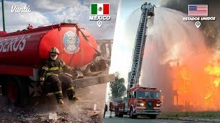 Download Las diferencias entre bomberos Mexicanos y de EU Video