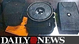 Download Suspicious Tracking Device Found On MTA Bus In Staten Island Video