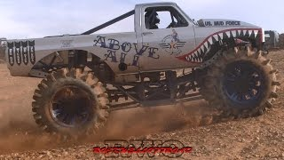 Download ABOVE ALL MEGA TRUCK AT WGMP! Video