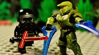 Download Lego Halo vs Star Wars 16 ″The Finale″ Video