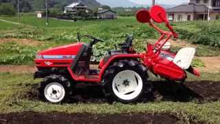 Download H27 農機 ヤンマートラクターKe-4  20150711 Video
