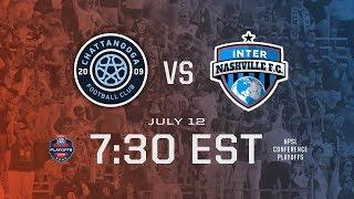 Download 2019 NPSL Southeast Semifinal 2 - Chattanooga FC vs Inter Nashville FC Video