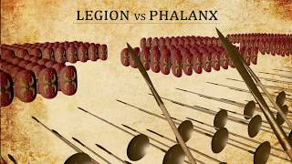 Download Phalanx vs Legion : Battle of Cynoscephalae Video