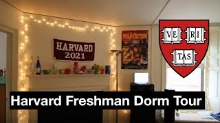Download Harvard Freshman Dorm Room Tour Video