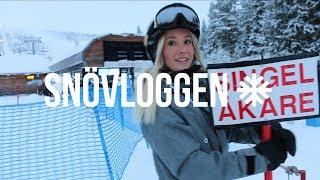 Download Ellen Bergström raggar i backen l SNÖVLOGG 09 Video