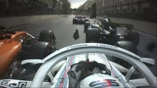 Download 2018 Azerbaijan Grand Prix: Race Highlights Video