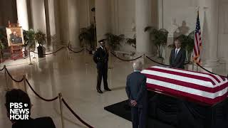 Download WATCH LIVE: Justice Stevens lies in repose at the Supreme Court Video