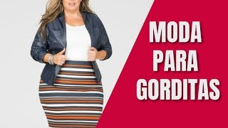 Download Moda para gorditas - Cuerpo tipo manzana 40 y más Video
