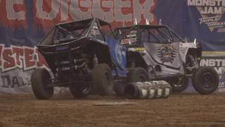 Download Monster Jam in Salt Lake City - Triple Threat Series presented by AMSOIL - Jan 6-7 2017 Video