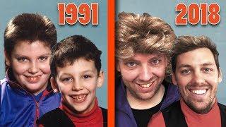 Download On refait nos photos d'enfance avec mon frère Video