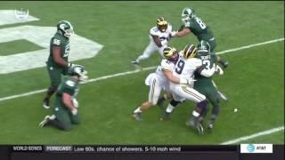 Download 2016 Michigan Football Highlights at MSU Video
