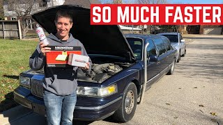 Download FIXING My Cheap LIMOUSINE Lincoln Towncar Video