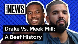 Download Drake & Meek Mill: The Beef History Behind ″Going Bad″ | Genius News Video