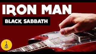 Download Power Chords On Electric Guitar Songs | Iron Man Black Sabbath Guitar Lesson Video