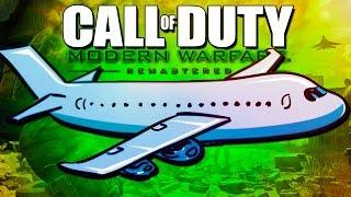 Download Boning the Flight Attendant?! - Call of Duty Modern Warfare Remastered! Video