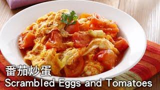 Download 【楊桃美食網-3分鐘學做菜】番茄炒蛋 (Scrambled Eggs and Tomatoes) Video