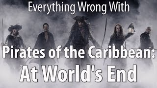Download Everything Wrong With Pirates of the Caribbean: At World's End Video