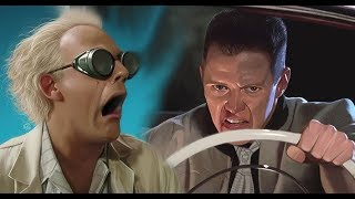 Download Christopher Lloyd & Tom Wilson talk about almost being FIRED from Back to the Future Video