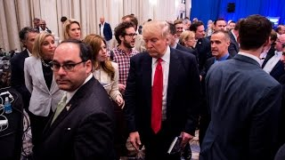 Download Trump Staffers Quitting Because He Doesn't Pay Them Video