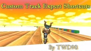 Download Mario Kart Wii - Custom Track Expert Shortcuts Video