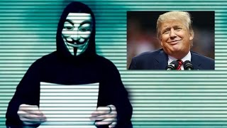 Download Anonymous Sends Threatening Video To Donald Trump Video