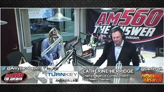 Download Catherine Herridge talks with Dan and Amy about the current state of affairs at the FBI Video