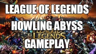 Download Howling Abyss Gameplay - League of Legends 1080p 60fps Video