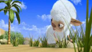 Download Animated Film-Sheep in the Island Video