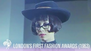 Download London's Very First Fashion Awards (1963) | Vintage Fashion Video
