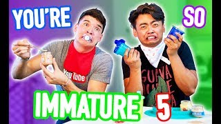 Download YOU'RE SO IMMATURE 5! (ft Guava Juice) Video