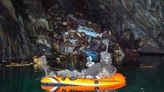 Download 1000 Abandoned Cars Found in Cave Mysteriously - Caverns Of Lost Souls Video