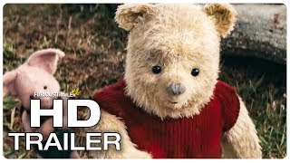Download CHRISTOPHER ROBIN Official Trailer #2 (NEW 2018) Winnie The Pooh Disney Animated Movie HD Video