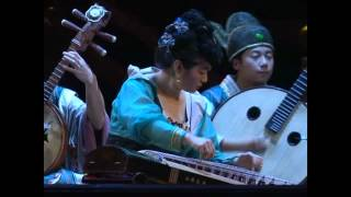 Download ″Living Fossil″ of Chinese classical music - Xi'an Drum Music Video