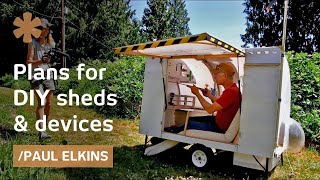 Download Boeing retiree finds meaning inventing micro homes & high speed trikes Video