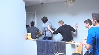 Download CRAZY FANS BREAK INTO OUR HOUSE PRANK!! Video