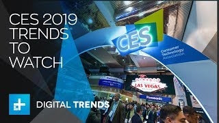 Download CES 2019: Tech trends to watch for at the consumer electronics show Video