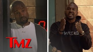 Download Kanye West's Rant In TMZ Office (Extended Cut) | TMZ Video