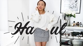 Download SPRING BASICS HAUL/UPDATE! | Zara, ASOS, Mango etc. Video