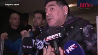 """Download Maradona llora por muerte de Fidel Castro, """"el más grande"""" Video"""